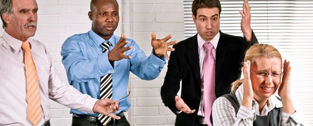 Mobbing – Der Albtraum am Arbeitsplatz