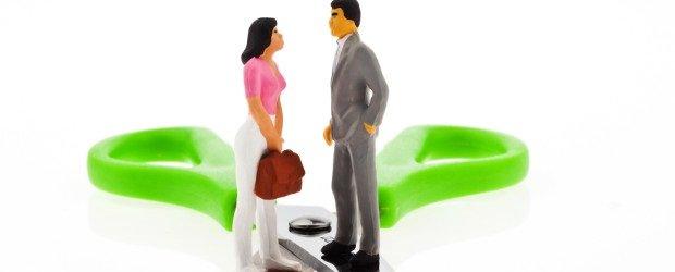 Gehaltsschere zwischen Mann und Frau bleibt weit geöffnet