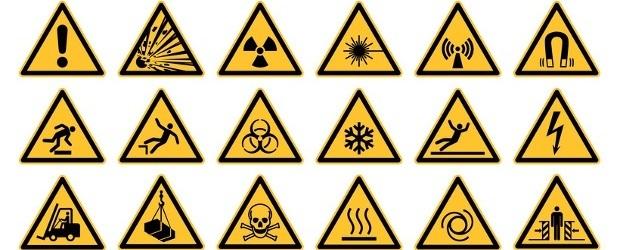 Ist mein Arbeitsplatz gefährlich?