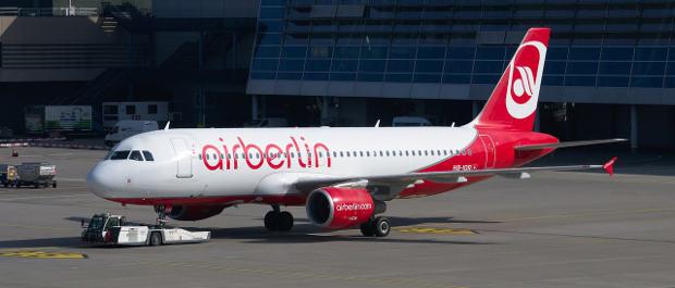"""Wilder Streik"" bei Air Berlin? – Radiointerview mit Rechtsanwalt Eric Maas"