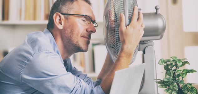 Fragen rund um das Thema Hitze am Arbeitsplatz