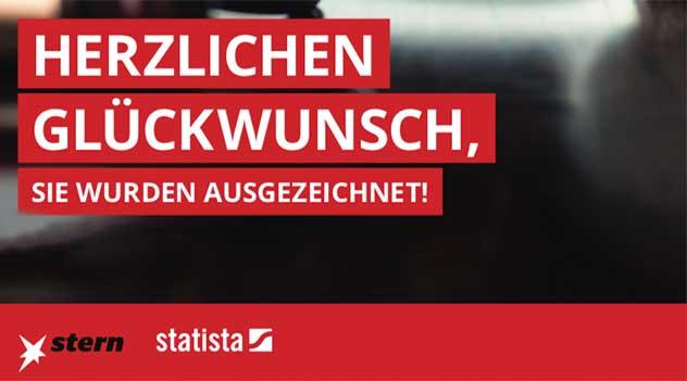 STERN-Umfrage: AfA gehört zu den besten Anwaltskanzleien Deutschlands