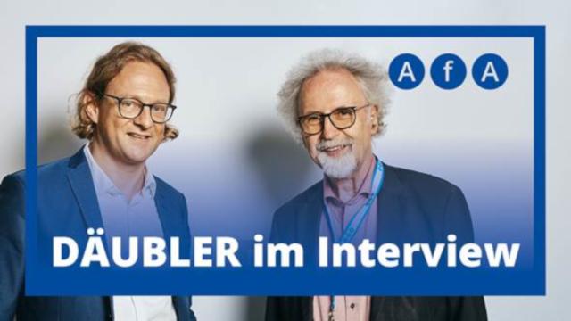 AfA Update: Das Prinzip Leiharbeit – Interview mit Prof. Dr. Wolfgang Däubler