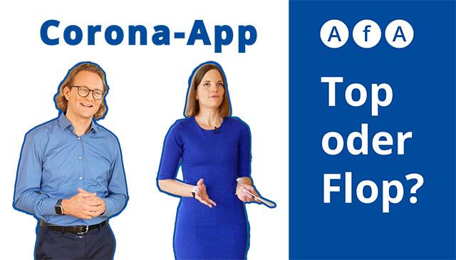 Corona-App: Top oder Flop?