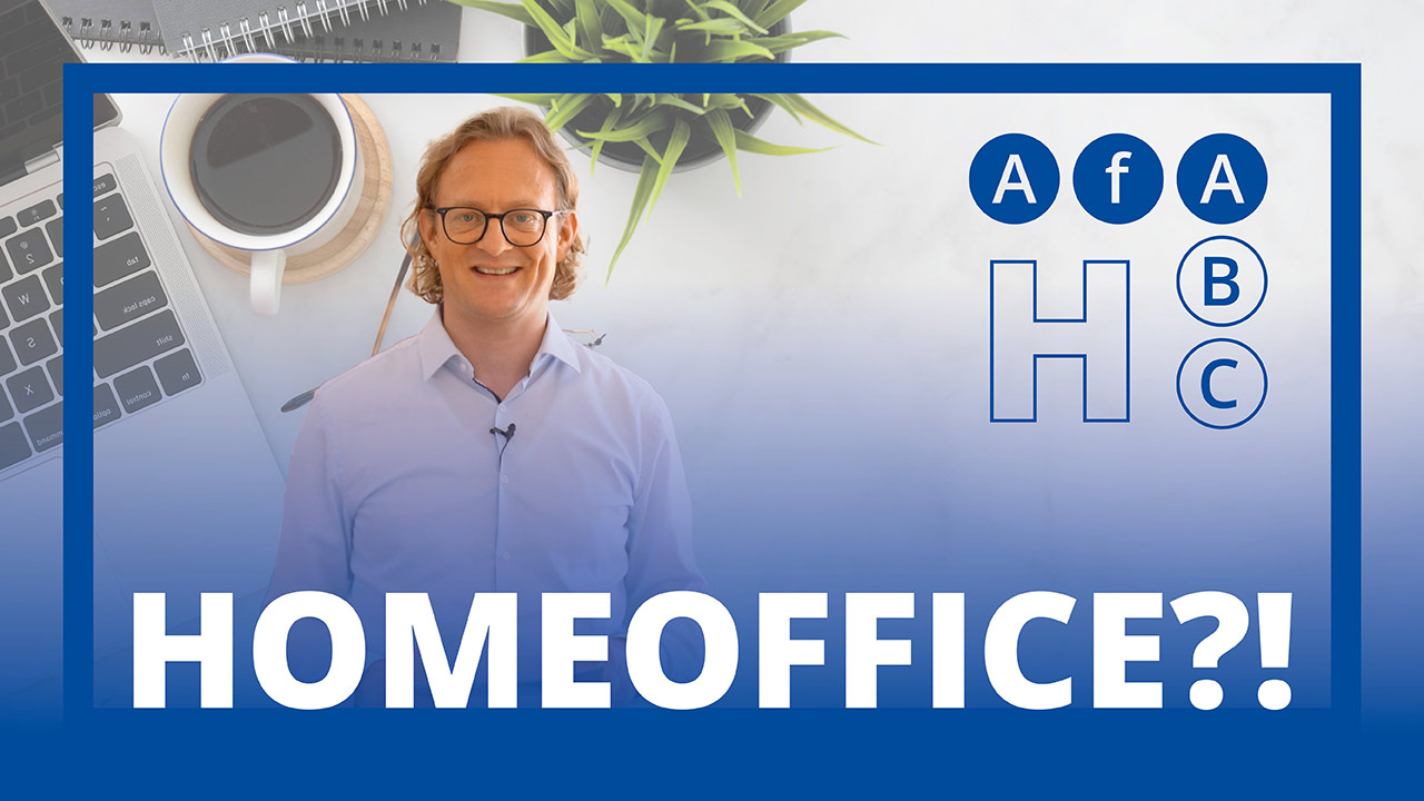 AfA ABC: Home-Office