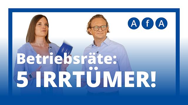 Betriebsräte schaden Unternehmen – Falsch!