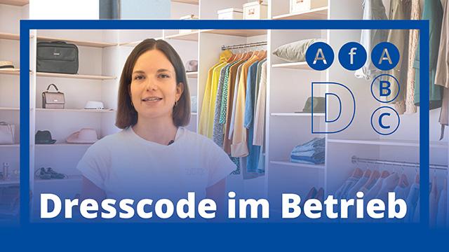 Dresscode im Betrieb