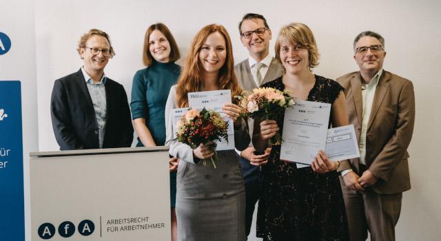AfA sponsort Exzellenzpreis für Fachsprachenausbildung der FAU